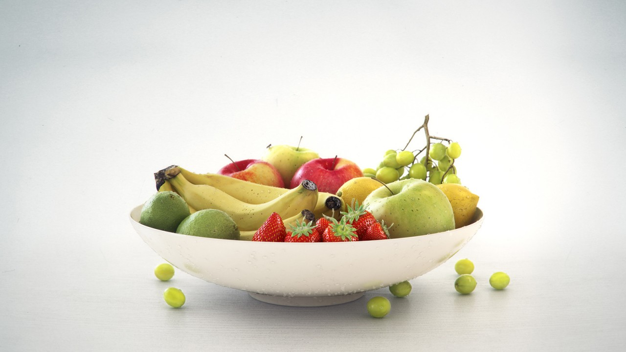 fruit bowl fruit press